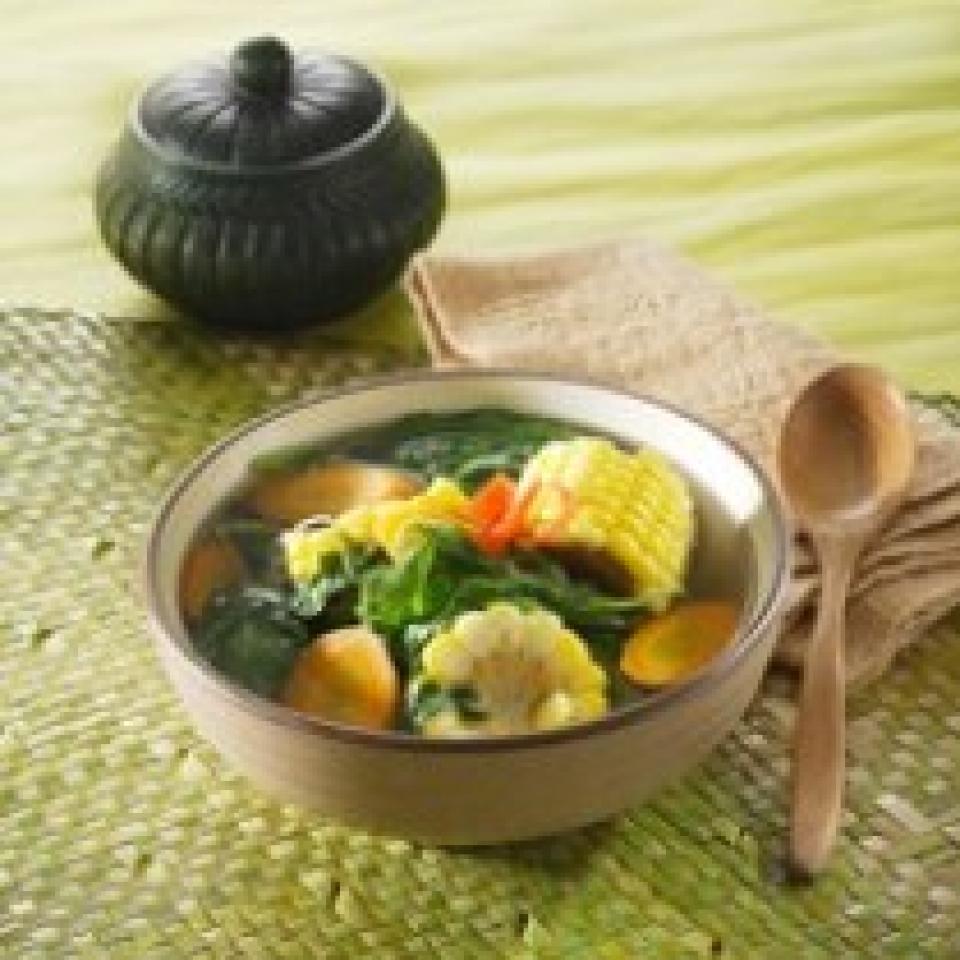 Image Result For Resep Sayur Bening Bayam Dan Jagung Manis