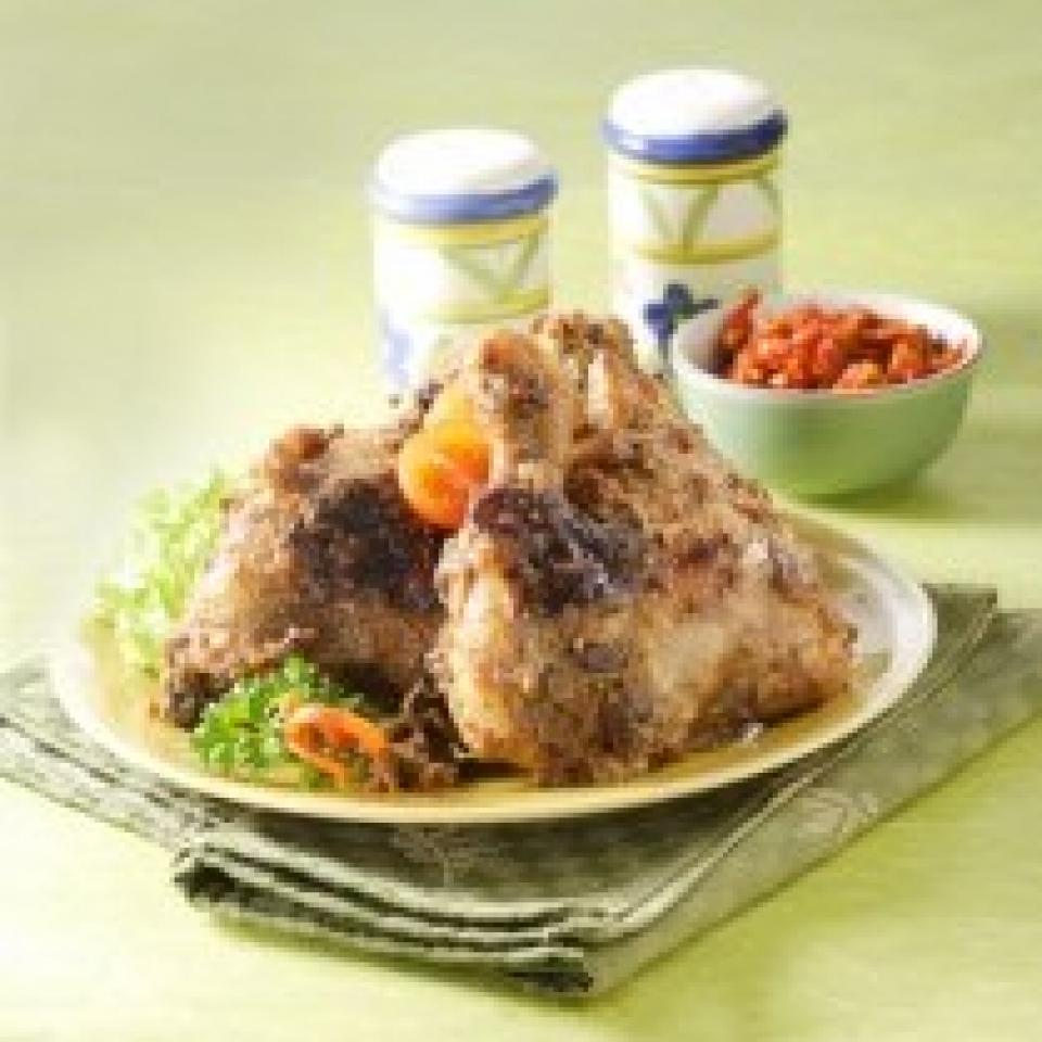 Resep Ayam Bakar Klaten